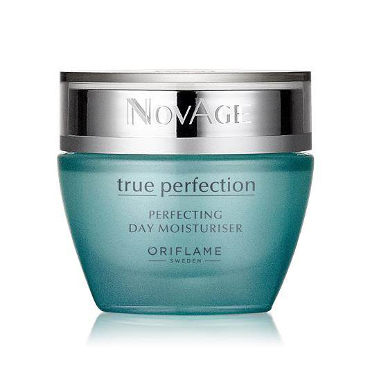 novage true perfection day cream