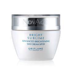novage bright sublime day cream