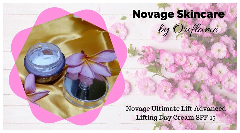 day cream novage